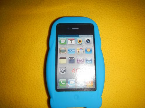 IPhone 4 4S cover in silicone
