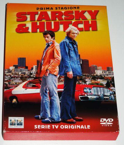 Starsky & Hutch, prima stagione, cofanetto con 5 dvd