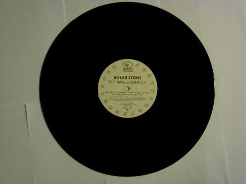 12 ' EP originale del 1997-Solar Stone-The impressions E.P. - Foto 2