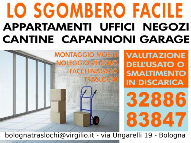 Professionalmente economici: TRASLOCHI - SGOMBERI - MONTAGGIO ARREDI - Foto 4