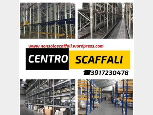 Scaffali Porta Pallet Usati.Scaffali Porta Pallet Annunci Milano