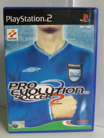 Pro evolution soccer 2 ( x ps2 ) - Foto 5