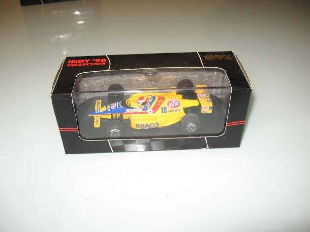KRACO LOLA RAHAL FORMULA INDY ANNO 1990 ONYX COLLECTION 1:43