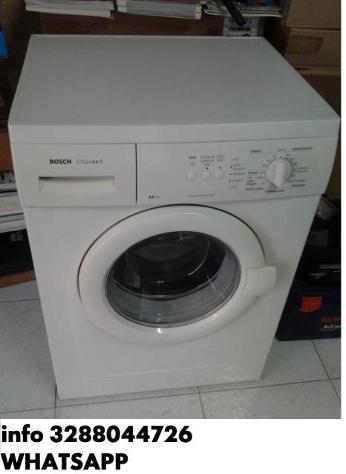Lavatrice bosch classixx5 per pezzi di ricambio tu Euro 10