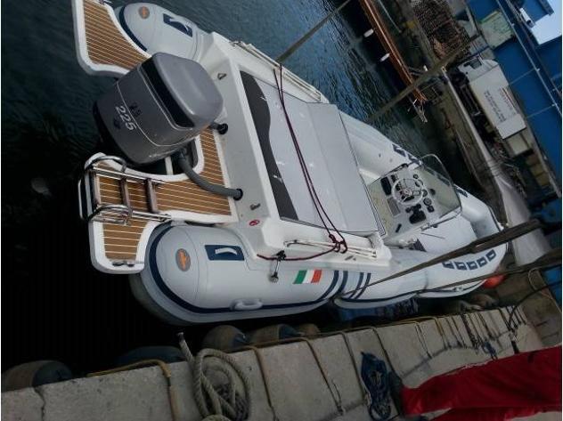 gommone Joker Boat spiaggette isole pedane p anno 2016 lunghezza mt 2 - Foto 8