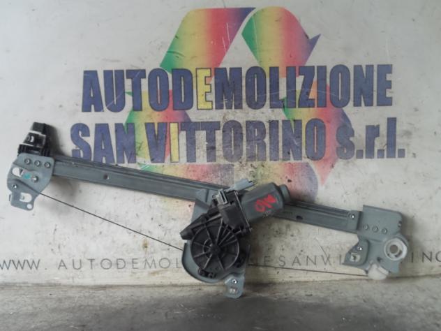 ALZACRISTALLO ELETTR. PORTA ANT. C/MOTORINO DX. CITROEN C3 2A SERIE (09/0511/10)