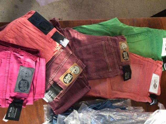 Pantaloni Jeans Giacche per donna