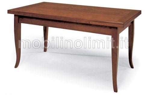 Tavolo con allunghe (160x85) bassano