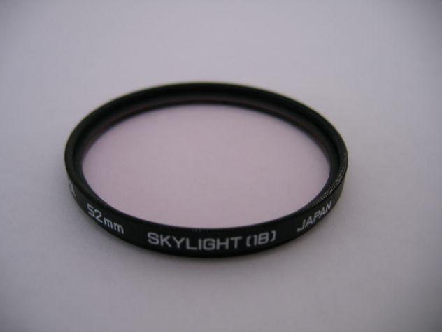 Filtro HOYA Skylight (1B) 52 mm.