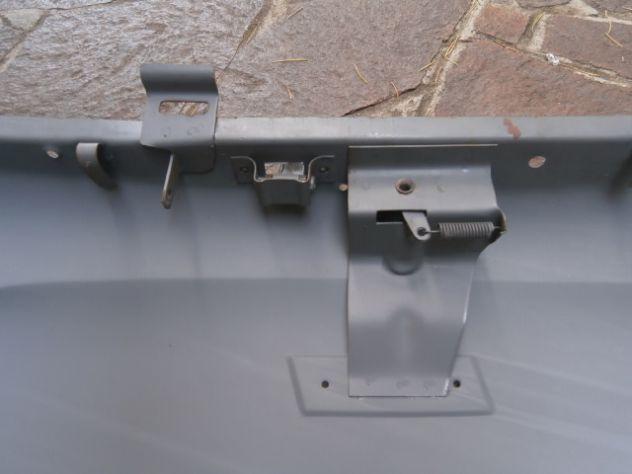 """Calandra anteriore fiat 500r completa """"NUOVA"""" Front panel Fiat 50 … - Foto 4"""