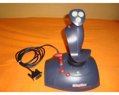 Joystick Wingman interceptor nuova