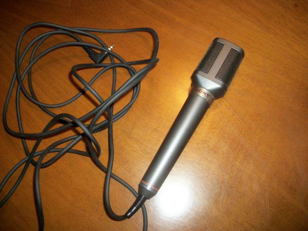 Microfono SONY F-99EX