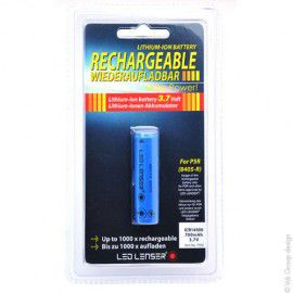 Led lenser batteria ioni di litio - Cardelli