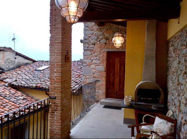 Barga Centro Storico appartamento con terrazza - Foto 2