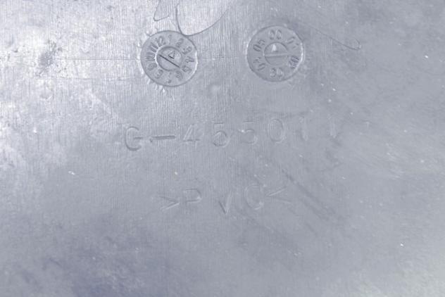 TAPPETINO PEDANA TGB F409 150 G-455011 FOOTREST MAT CON GRAFFIO - Foto 4