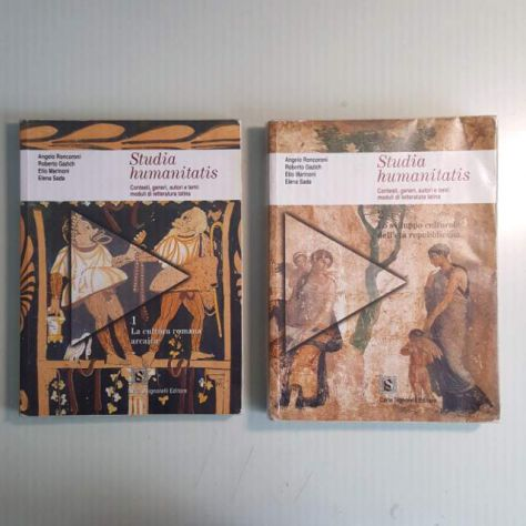 Studia Humanitatis 1-2 - Roncoroni, Gazich