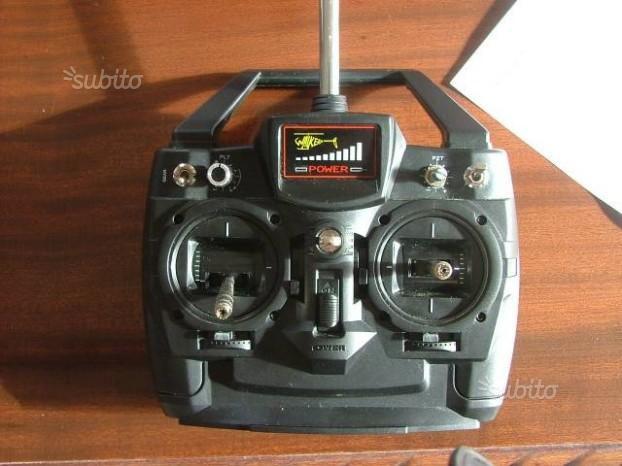 elicottero SSH2-V2+ Radiocomando  7ch +ricevitore +cavo simulatore volo PC - Foto 2