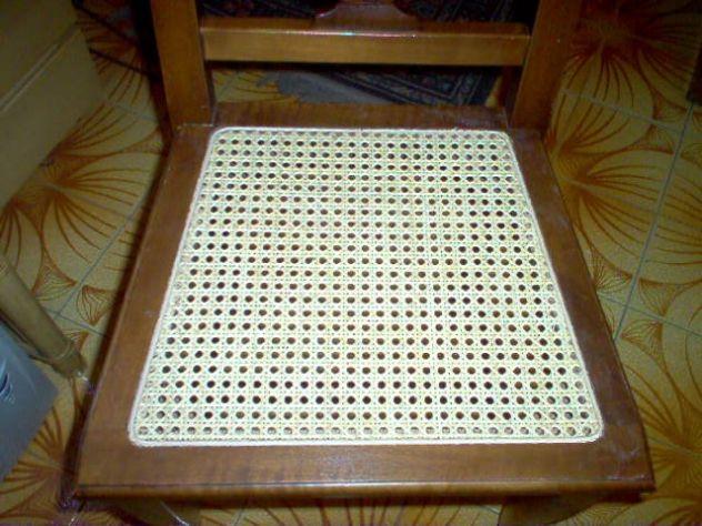 Impagliature sedie - Foto 4