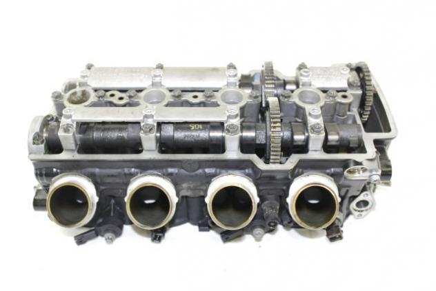 BMW K 1200 R 11127699862 TESTATA MOTORE 12 4E D K43 04 - 08 CYLINDER HEAD 1 …