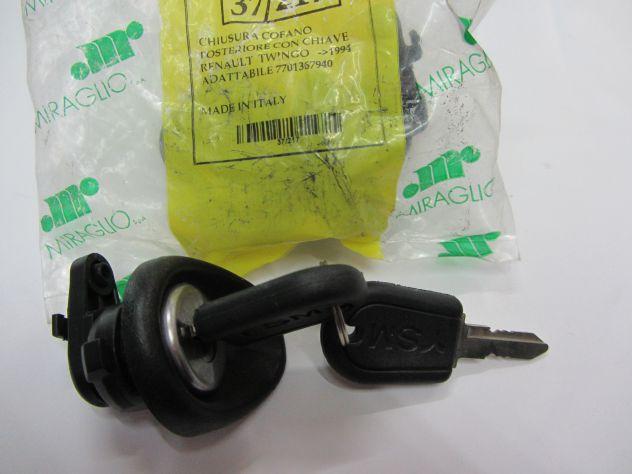 Blocchetto Renault twingo