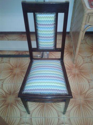 Impagliature sedie - Foto 2