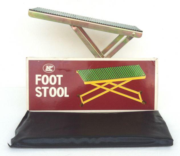 POGGIAPIEDI (FOOT STOOL) PER CHITARRISTA - Foto 10