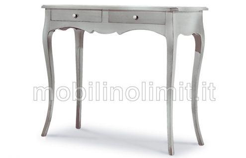 Consolle foglia argento - Nuovo