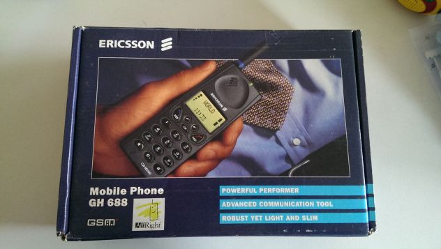 Telefono cellulare Ericsson GH 688 - Foto 3