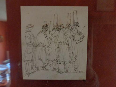 Bernardino Bison - Gruppo di maschere