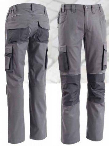 Pantaloni da Lavoro multitasche Elasticizzati (stretch)