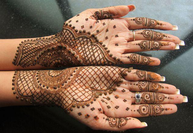 Polvere di henna