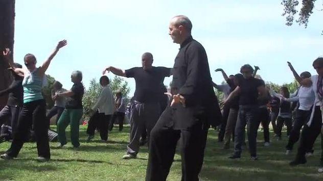 NUOVI CORSI DI TAI CHI E QI GONG A ROMA  - LEZIONI GRATUITE - Foto 9