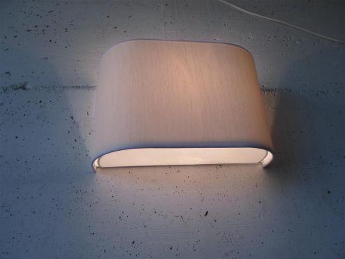 Lampade da parete da interno in tessuto acquisti online su ebay