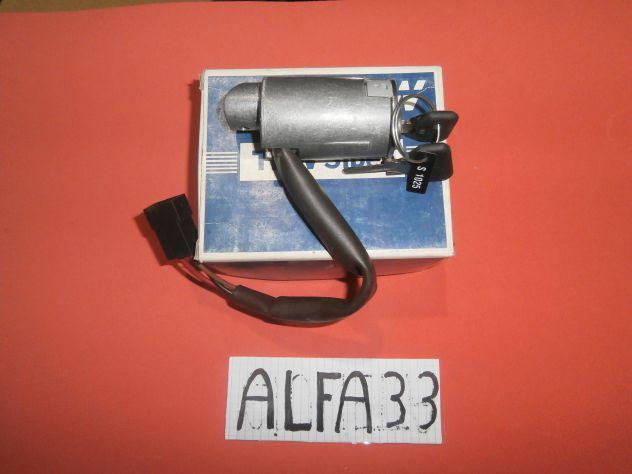Blocchetto commutatore accensione Alfa 33 1.3 1.5 restyling SIPEA 601057