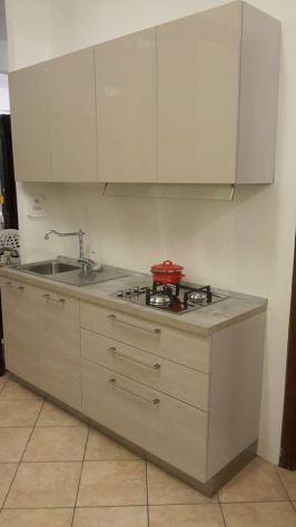 cucina su misura , cucine su misura profondita' 50 cm, cucina profondita ridotta