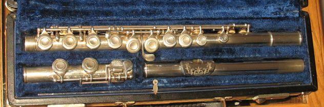 ARTLEY SELMER Flauto in Argento Massiccio (Solid Silver)