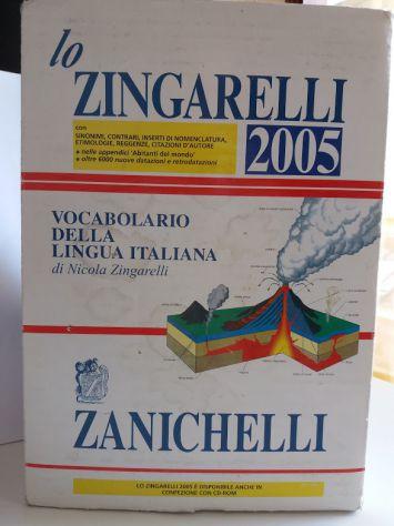 VOCABOLARIO DELLA LINGUA ITALIANA - 2005