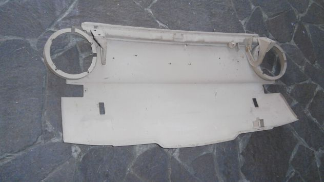 Rivestimento calandra anteriore Fiat 850 berlina e special Front panel fiat 850 - Foto 5
