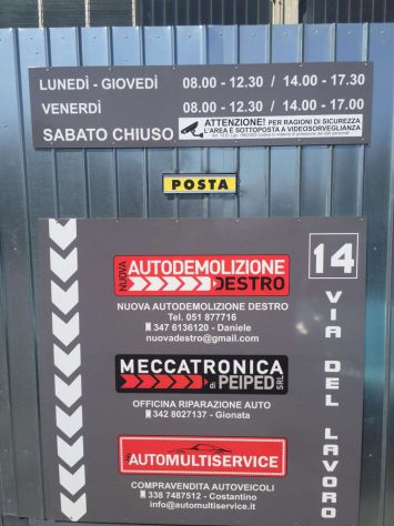 Acquisto_Auto_sinistrate_fuse_grandinate - Foto 7