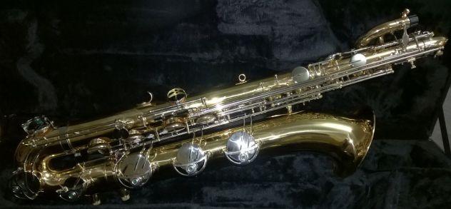 Sax Baritono YANAGISAWA Style B991 Nuovo (Garanzia)