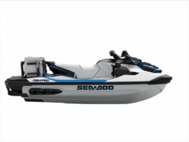 moto d'acquaSea Doo GTX FISH PRO 170 WHITE & - Foto 2