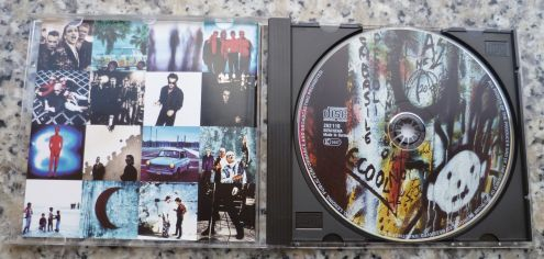 U2 - Achtung Baby Cd originale - Foto 3