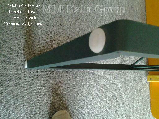 50 set panche e tavoli pieghevoli professionali per sagre noleggio - Foto 3