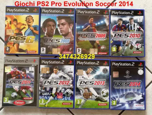 GIOCHI PC  FIFA Calcio e PS2 - Foto 3