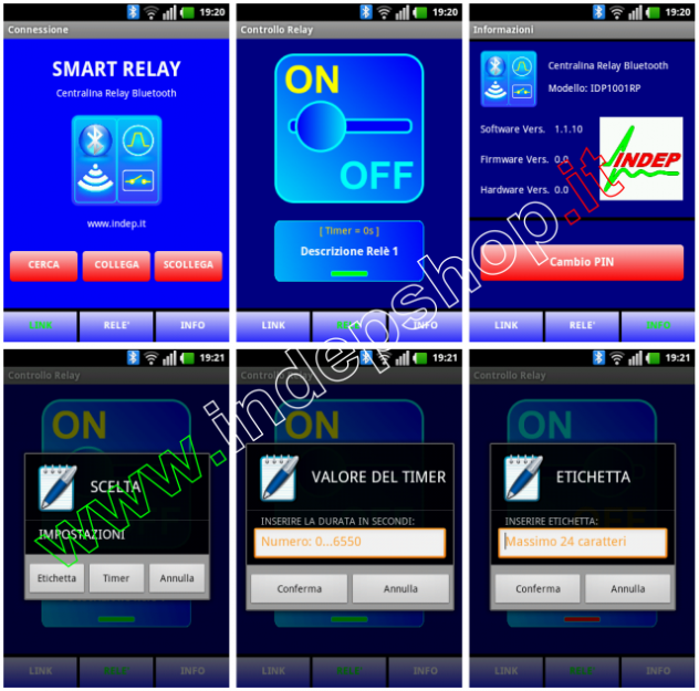 Interruttore wireless radio bluetooth per smartphone o tablet - Foto 3