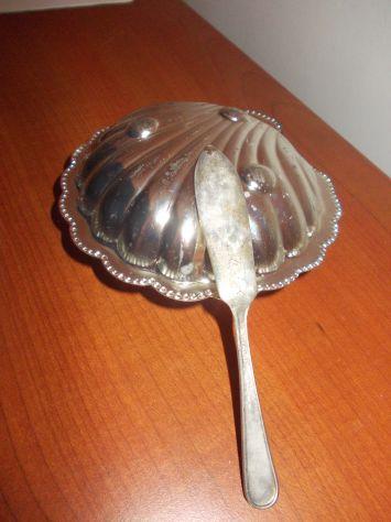Burriera in silver