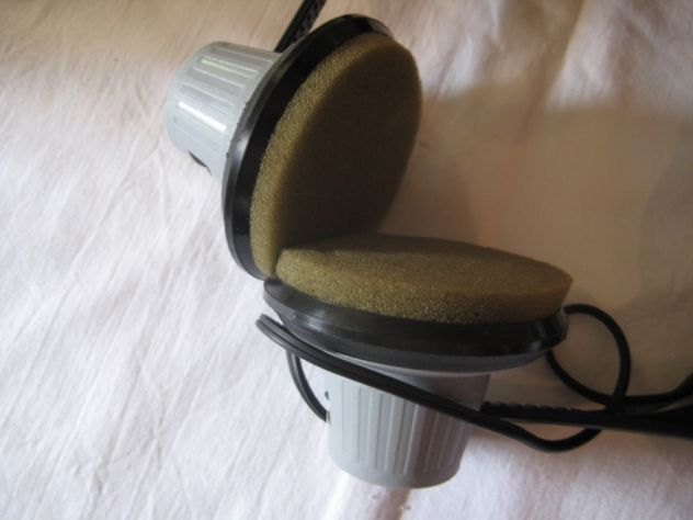 CUFFIE STEREOFONICHE SOUND ACUSTICAL DESIGN VINTAGE MADE IN ITALY - Foto 3