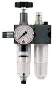 Filtro riduttore R 3-8 con lubrificatore Einhell - Cardelli