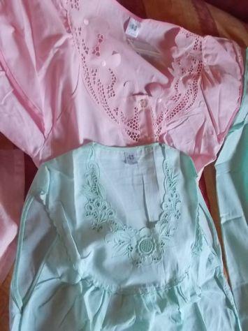 5 camicie da notte + 1 pigiama - Foto 2