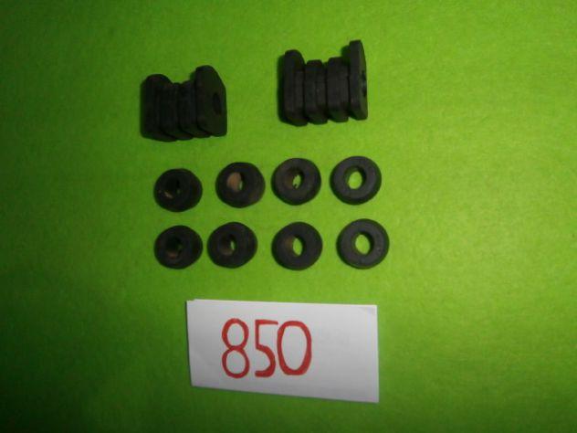 Boccole e tasselli barra stabilizzatrice Fiat 850 sport spider special NUOVI - Foto 2